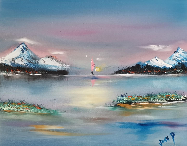Pascal Jung - Le Lac imaginaire