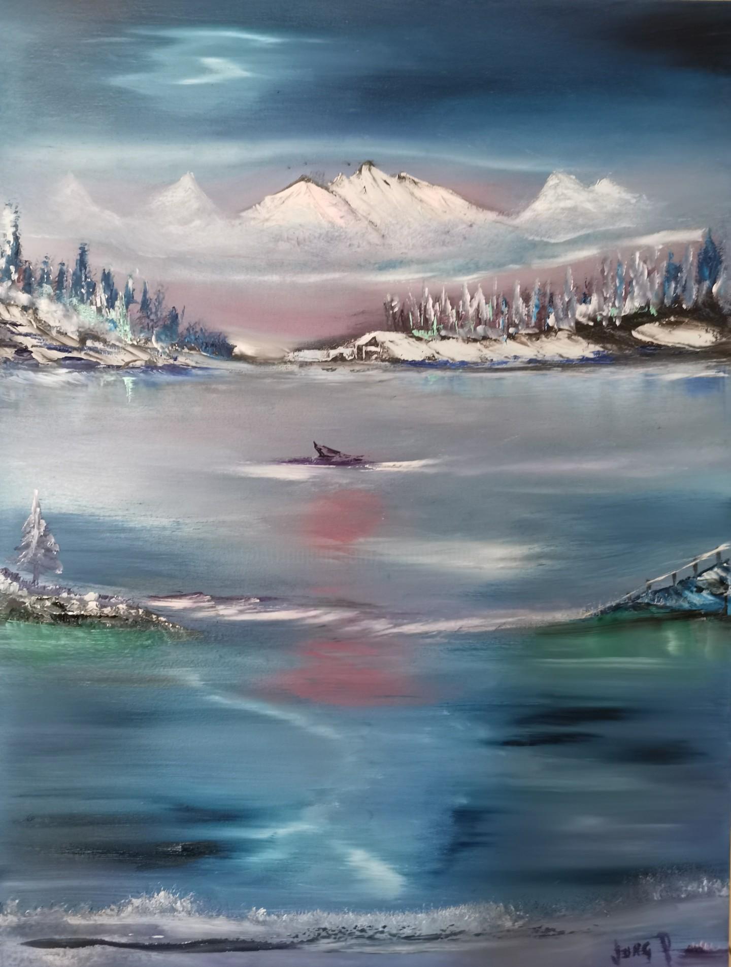 Pascal Jung - Le lac gelé