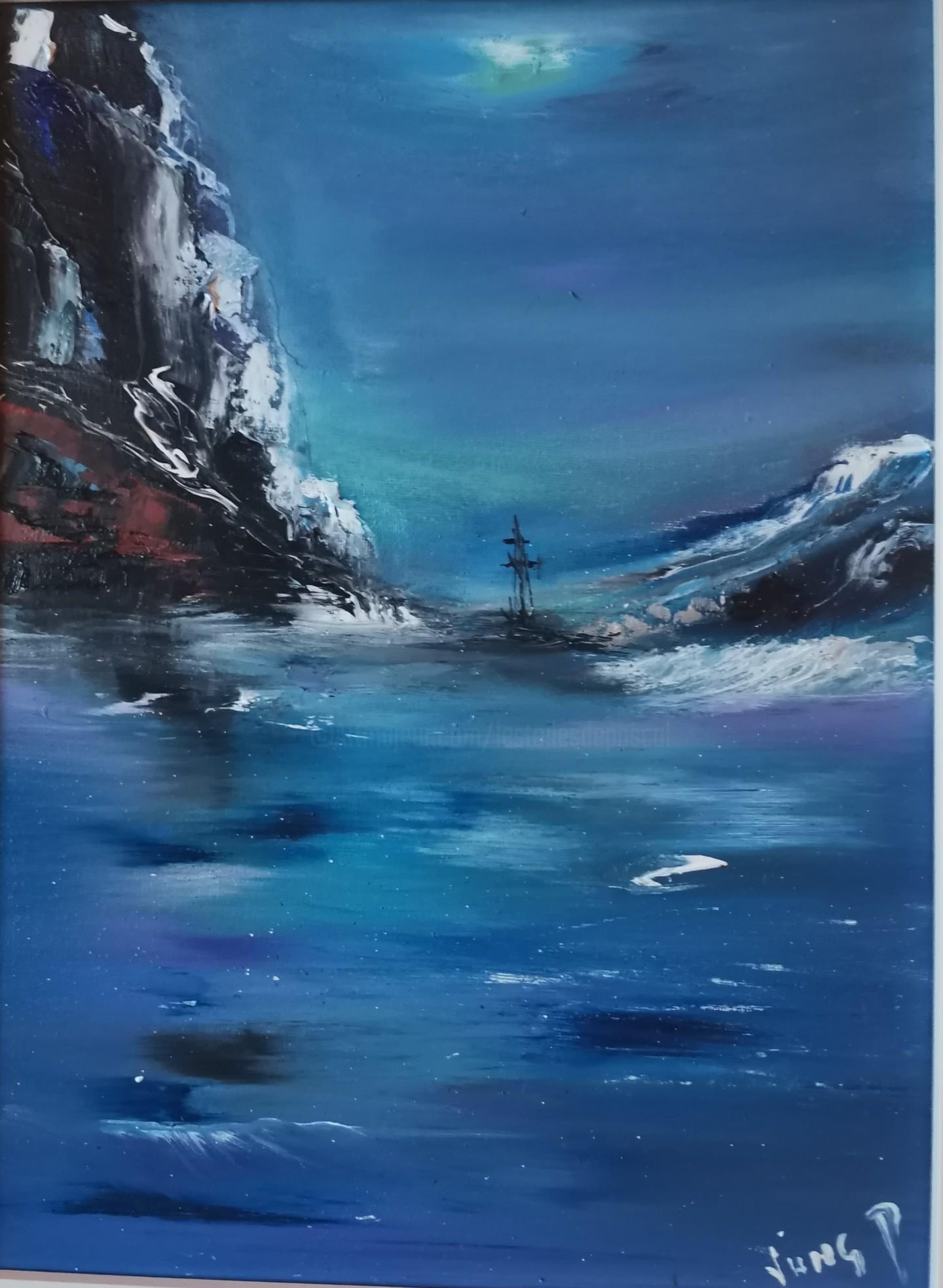 Pascal Jung - Sombre dans l'océan