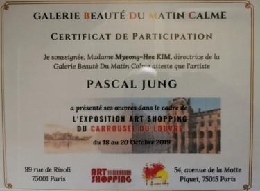 Participation Carrousel du Louvre 2019