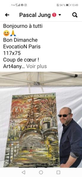 Évocation Paris xl