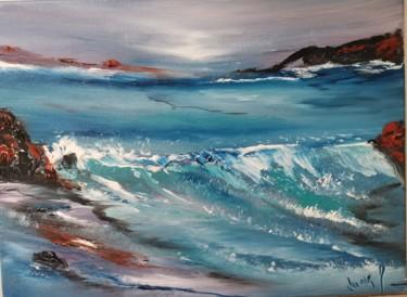 Cascade en mer